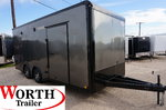 20' ENCLOSED CARGO TRAILER