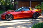 Motor Trend Corvette