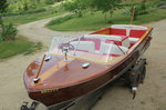 This 1957 Chris Craft Continental