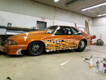 1990 Mustang 427 Stroker Turbo Car  for sale $60,000