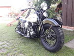 FS: 1947 Harley-Davidson Knucklehead EL  for sale $18,650