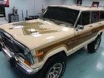 1985 Jeep Wagoneer  for sale $26,000