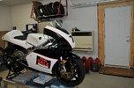 2009 Yamaha TZ250 5KE  for sale $13,500