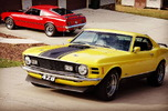 1970 Ford Mustang  for sale $130,000