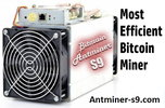 Antminer S9 For Sale at Discount price Only $499