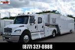 2014 Freightliner M2 106 and ATC All Aluminum Gooseneck Trai  for sale $139,900