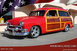 1951 Ford Country Squire Woody Wagon  for sale $97,900