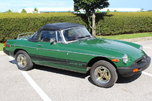 1977 MG MGB  for sale $17,500