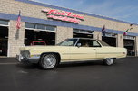 1972 Cadillac DeVille  for sale $19,995