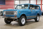 1972 International Scout II  for sale $34,900
