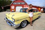 1957 Chevrolet Bel Air  for sale $76,995