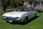 1962 Ford Thunderbird  for sale $30,000