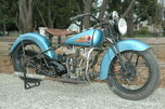 1937 Indian Scout Motorcycle  for sale $16,980