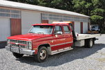 1986 Chevrolet C/K 30 series C 30 Silverado Flatbed 4 Door C  for sale $13,900