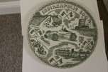 Indianapolis 500 Commemorative Plate  for sale $35
