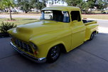 1956 chevy pickup street rod on air ride  for sale $33,000