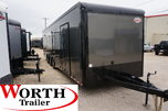 32' RACING TRAILER   BATH ROOM PACKAGE  for sale $28,900