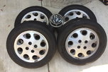 1989 Supercharged Toyota MR-2 oem 14 x 8  for sale $370