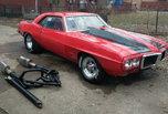 1969 Pontiac Firebird Race/Pro-street