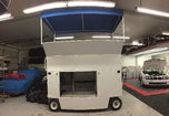 Pit box with canopy  for sale $2,200