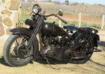 1927 Harley Davidson J