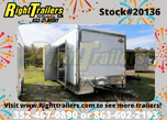 2021 34' Cargo Mate Race Trailer  for sale $27,999