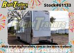 2021 8.5 x 30 Team Spirit Stacker Trailer