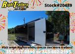 2020 8.5' x 28' ATC Race Trailer for Sale