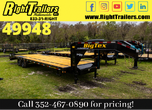 2021 8.5x30 Big Tex Gooseneck Equipment Trailer