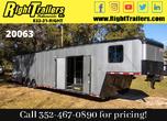 2021 8.5x48 Cargo Mate Race Trailer GAELG8.548TTA4