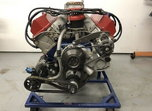 This is a Ford 434 cid aluminum block engine