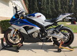2016 BMW S 1000 RR MOTORCYCLE  for sale $11,350