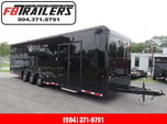 2021 Cargo Mate 32ft Black Out Car / Racing Trailer  for sale $25,999