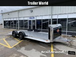 2020 Sundowner 20' Aluminum Open Car Hauler Trailer  for sale $8,695
