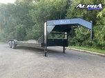 "2020 Load Trail 102"" x 28' Tandem Gooseneck Carhauler 14K GV for Sale $10,000"