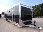 2021 Cargo Mate 8.5 x 34 Eliminator SS Car / Racing Trailer  for sale $29,999
