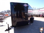 2021 Cargo Mate 7 x 14 Low Hauler Motorcycle Trailer  for sale $9,299