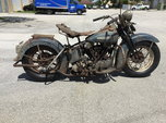 1947 Harley-Davidson FL Knucklehead  for sale $7,000