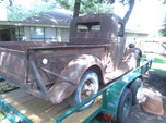 1937 Ford 1/2 Ton Pickup  for sale $2,000