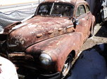 1948 Chevy Coupe Street Rod Project  for sale $3,500