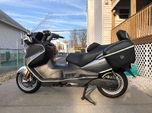 2006 Suzuki Burgman 650cc Executive Scooter  for sale $3,900