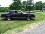 1986 Oldsmobile Cutlass Salon  for sale $7,500