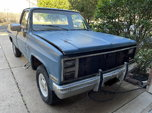 1986 Chevrolet C20  for sale $1,000
