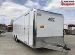 2020 ATC RAVAN 8.5X24 Car / Racing Trailer....STOCK# AT-2183