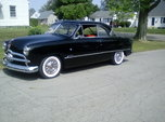"1951 Ford Victoria 302 A.C. 9""  for sale $27,900"