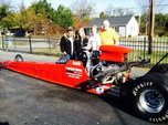 92 Horton dragster   for sale $9,500