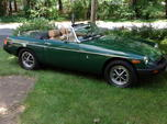 1975 MG MGB  for sale $6,000