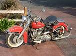 1951 Harley Davidson EL Panhead  for sale $23,000