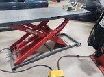 K&L Motorcycle lift  for sale $1,500