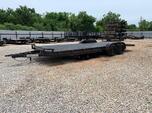 2021 MP Custom 22 x 83 Tandem Steel Floor Car Hauler #44046  for sale $5,425